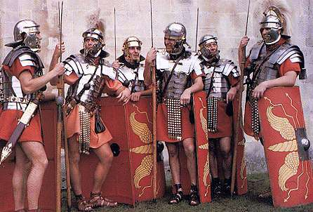 Roman Army Weapons and Armor http://romanmilitary.net/tools/